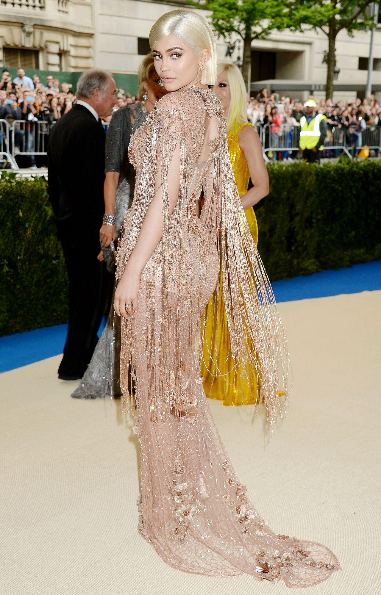 Kylie Jenner  Met Gala In New York 05012017-8923
