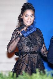 La La Anthony at MET Gala in New York 05/01/2017