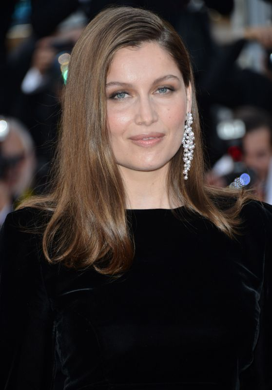 "Laetitia Casta at ""The Meyerowitz Stories"" Premiere - Cannes Film Festival 05/21/2017"