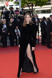 "Laetitia Casta at ""The Meyerowitz Stories"" Premiere - Cannes Film Festival 05/21/2017"