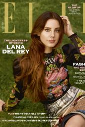 Lana Del Rey - ELLE Magazine UK June 2017