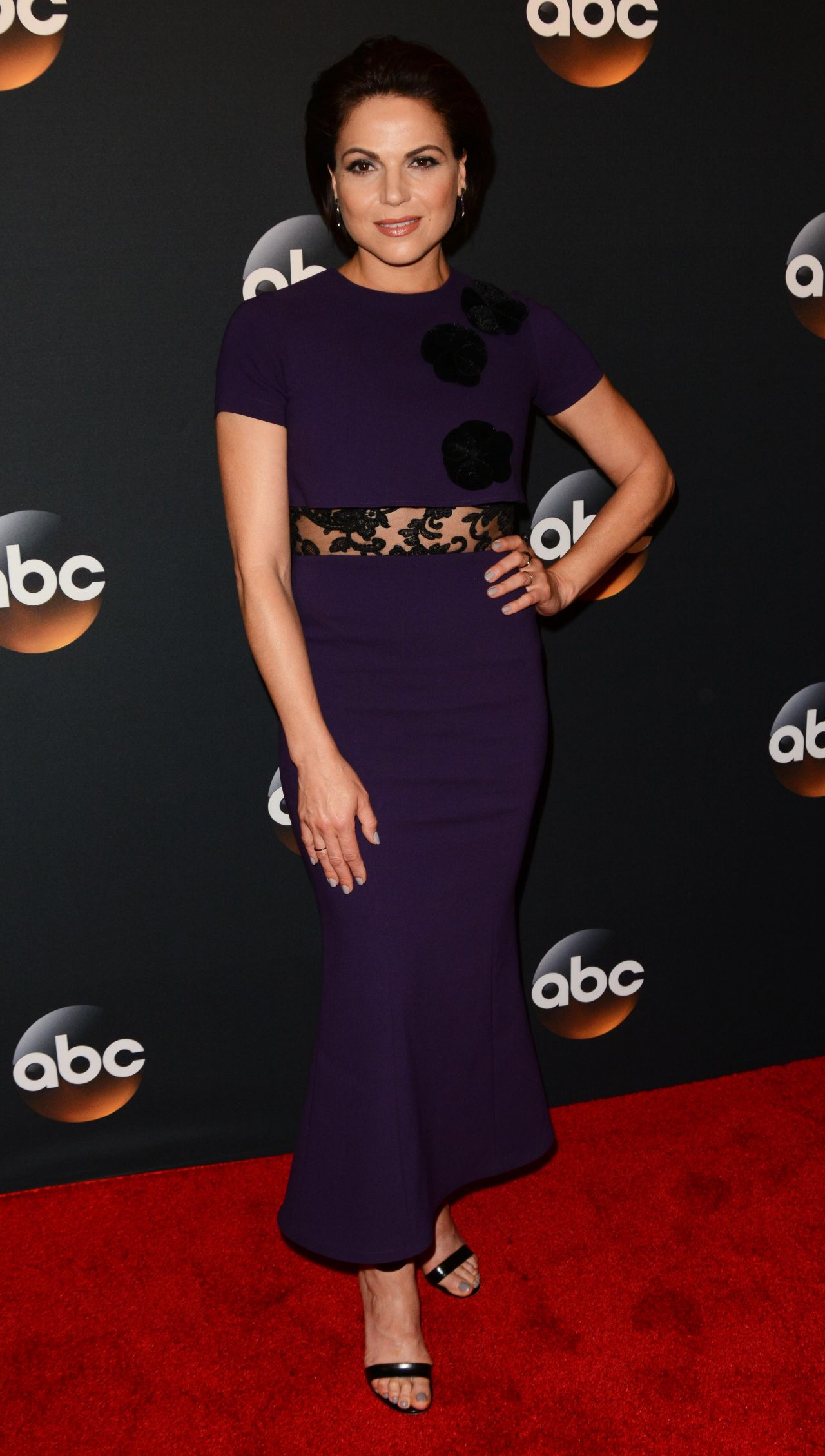 Lana Parrilla Abc Upfront Presentation In New York 05 16