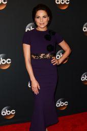 Lana Parrilla – ABC Upfront Presentation in New York 05/16/2017