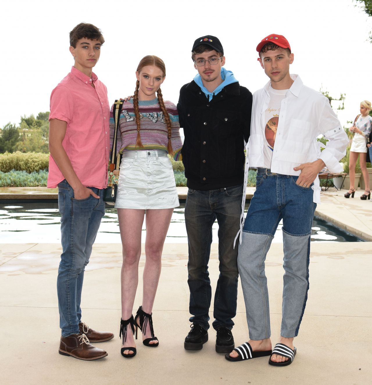 pictures Larsen thompson marc jacobs celebrates daisy in los angeles