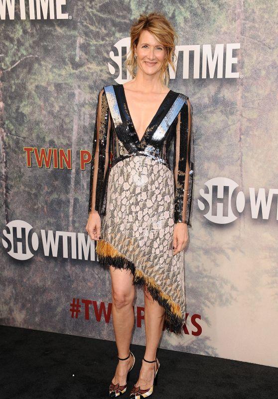 "Laura Dern - ""Twin Peaks"" Premiere in Los Angeles 05/19/2017"