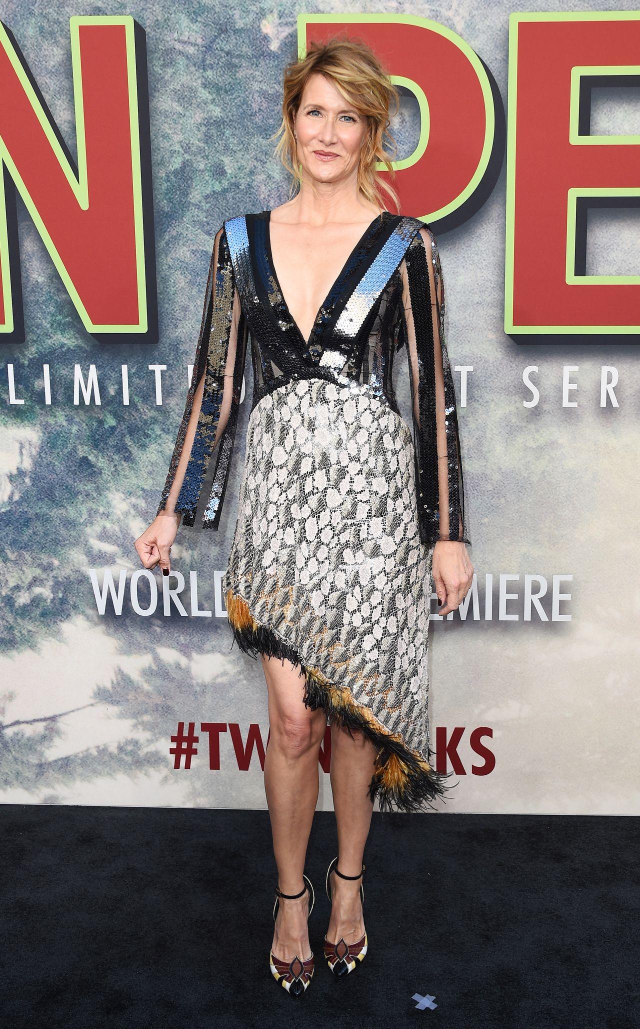 Laura Dern Twin Peaks Premiere In Los Angeles 05 19 2017