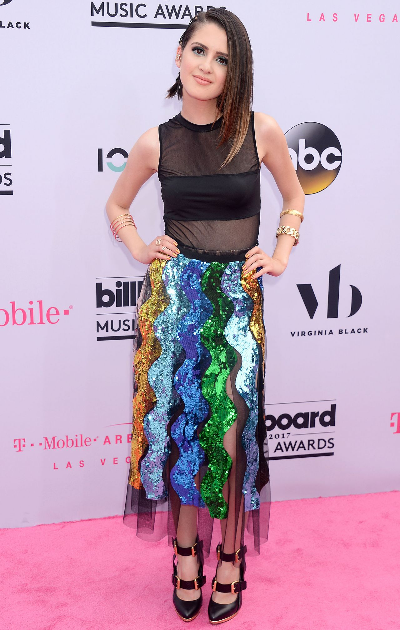 Laura Marano – Billboard Music Awards in Las Vegas 05/21/2017
