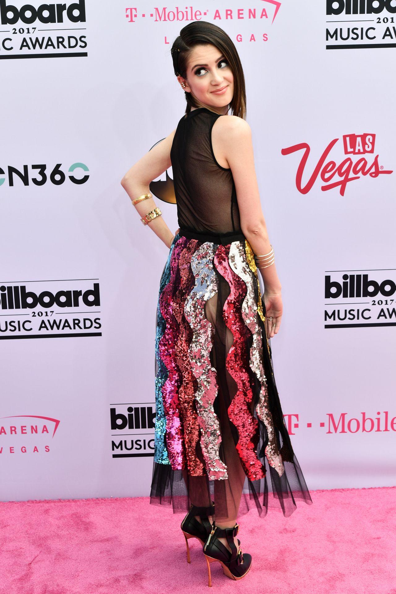 Laura Marano – Billboard Music Awards in Las Vegas 05/21/2017