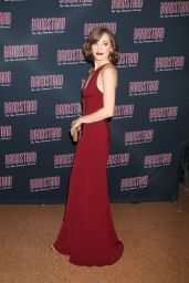 "Laura Osnes - ""Bandstand"" Play Opening Night in New York 04/26/2017"