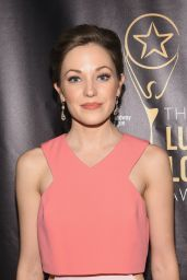 Laura Osnes – Lucille Lortel Awards in New York City 05/07/2017