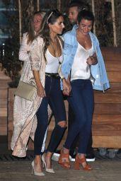 Lea Michele - Leaves Soho House in Malibu 05/29/2017