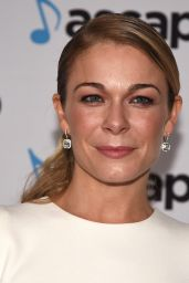 LeAnn Rimes - ASCAP Pop Awards in Los Angeles 05/18/2017