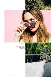 Leighton Meester - Bello Magazine May 2017 Issue