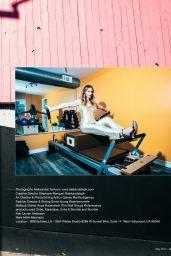 Leighton Meester - Bello Magazine May 2017 Issue