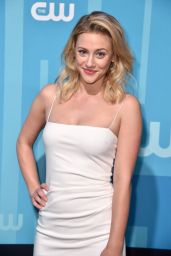 Lili Reinhart – The CW Network's Upfront in New York City 05/18/2017