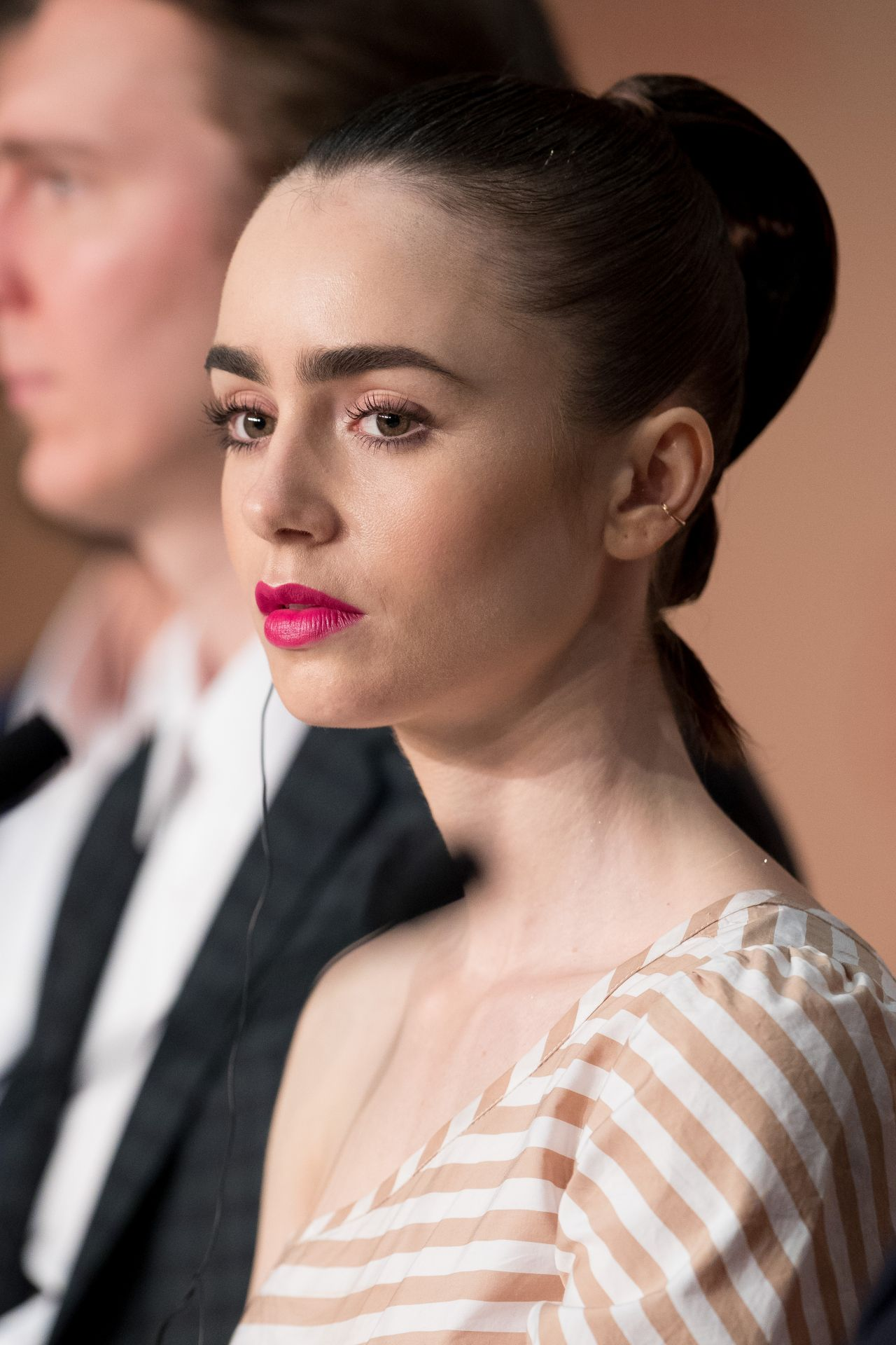 "Lily Collins at ""..."