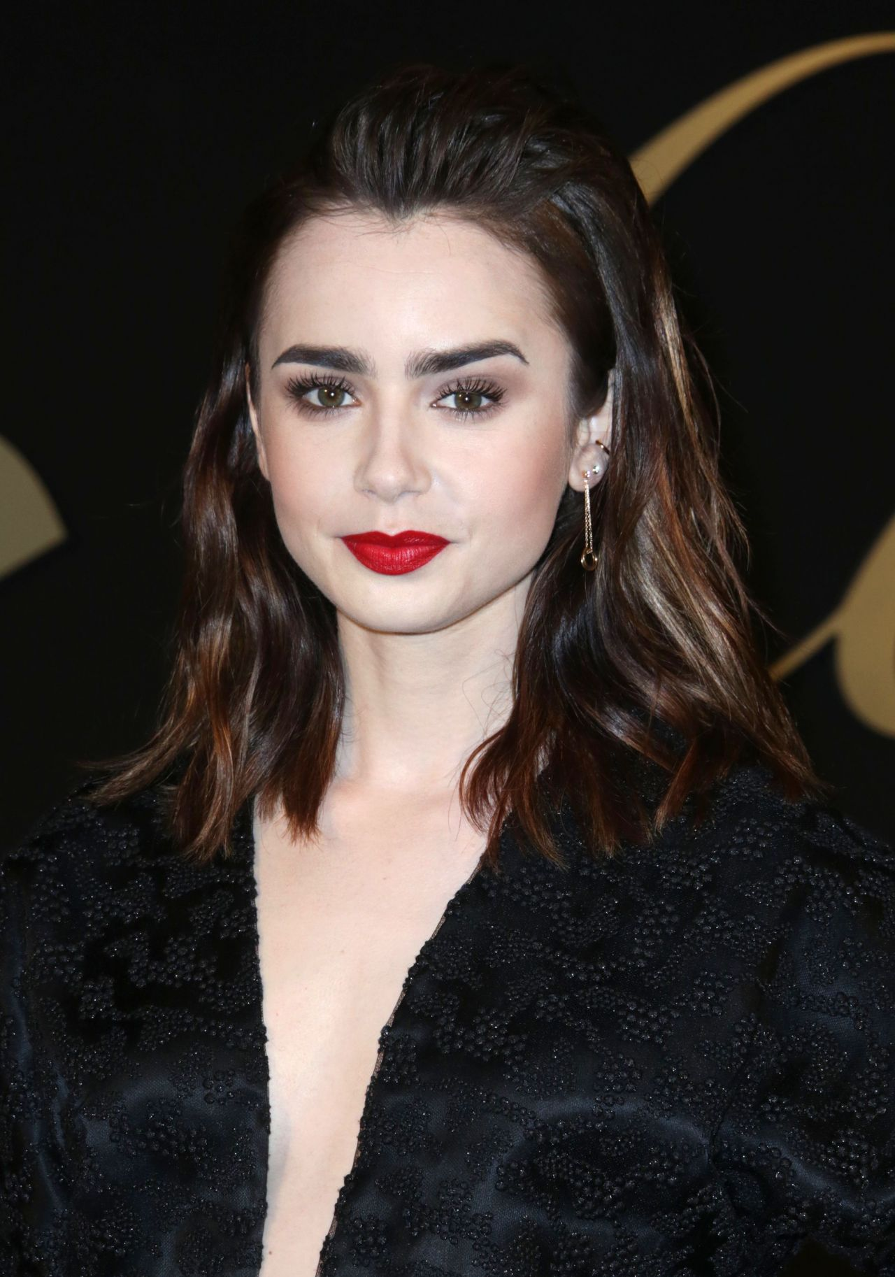 "Lily Collins – ""Pa..."