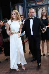 Lily-Rose Depp - Opening Ceremony Of The 70th Cannes Film Festival 05/17/2017