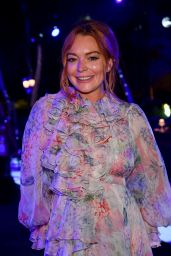 "Lindsay Lohan – ""Love On The Rocks"" Party at Cannes Film Festival 05/23/2017"