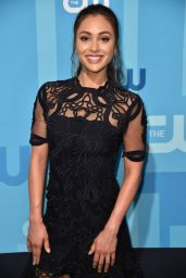Lindsey Morgan – The CW Network's Upfront in New York City 05/18/2017