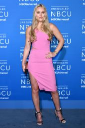 Lindsey Vonn – NBCUniversal Upfront in NYC 05/15/2017