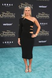 "Lindsey Vonn – ""Pirates of the Caribbean: Dead Men Tell no Tales"" Premiere in Hollywood 05/18/2017"