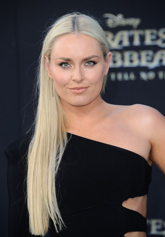 """Lindsey Vonn – """"Pirates of the Caribbean: Dead Men Tell no Tales"""" Premiere in Hollywood 05/18/2017"""
