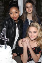 Lizzy Greene - Celebrates Her 14th Birthday in LA 05/12/2017
