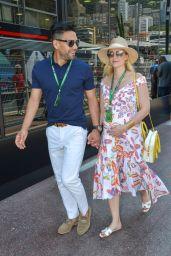 Lorelei Taron – Monaco Formula One Grand Prix in Monte Carlo 05/27/2017