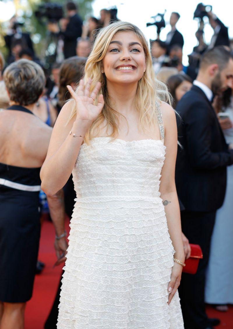 Louane Emera 70th Cannes Film Festival Opening Ceremony
