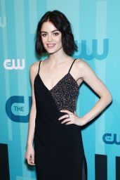 Lucy Hale – The CW Network's Upfront in New York City 05/18/2017
