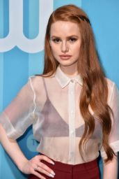Madelaine Petsch – The CW Network's Upfront in New York City 05/18/2017