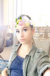 Madisyn Shipman Social Media Pics 05/29/2017