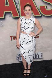 """Mae Whitman - """"Twin Peaks"""" Premiere in Los Angeles 05/19/2017"""
