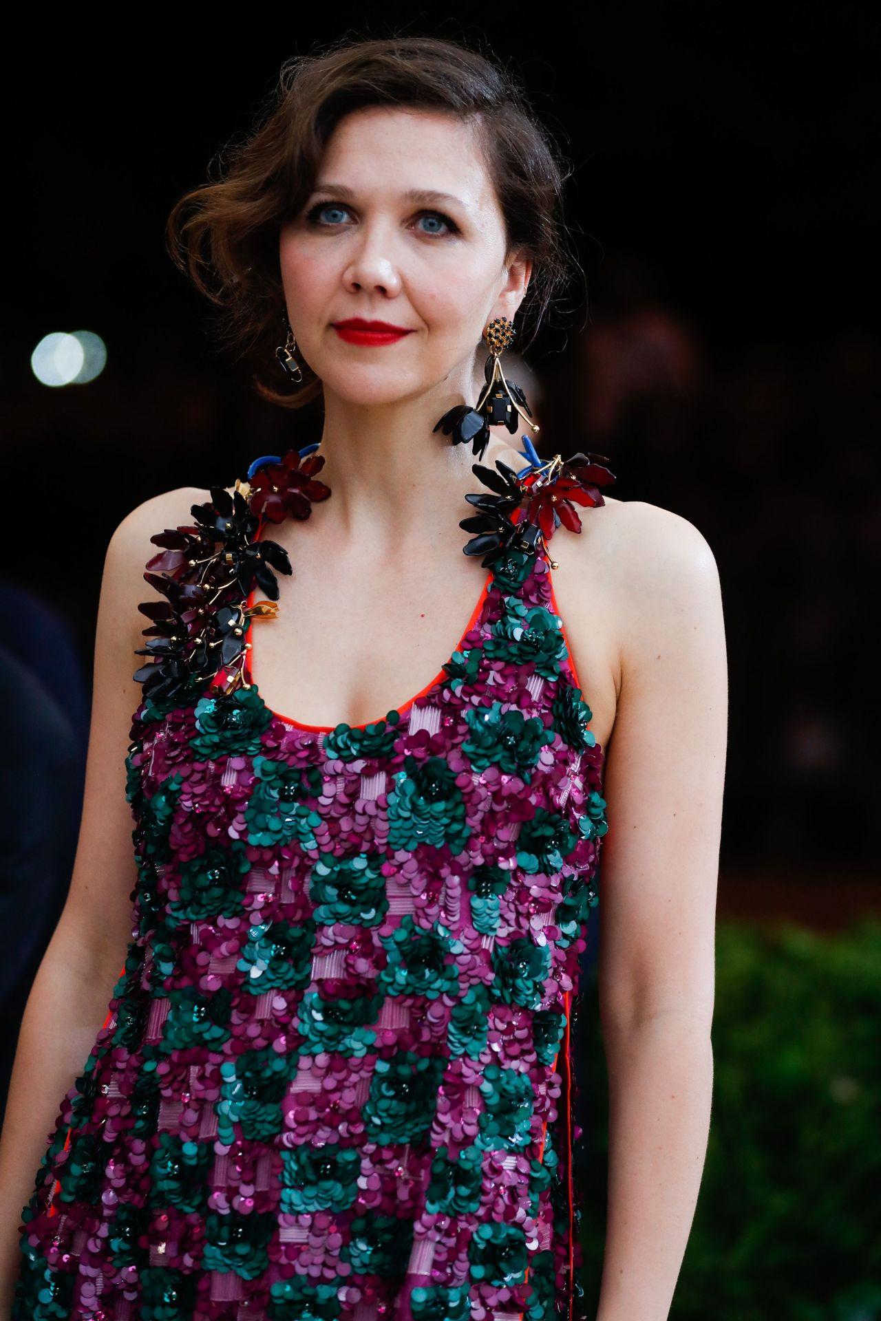 Maggie Gyllenhaal at M... Maggie Gyllenhaal