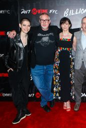 Maggie Siff at Showtime
