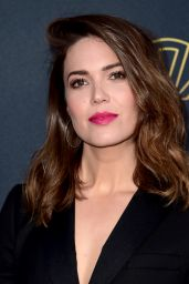 Mandy Moore - 20th Century Fox Television Los Angeles Screening Gala 05/25/2017