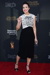 Mandy Moore -  College Television Awards in Los Angeles 05/24/2017
