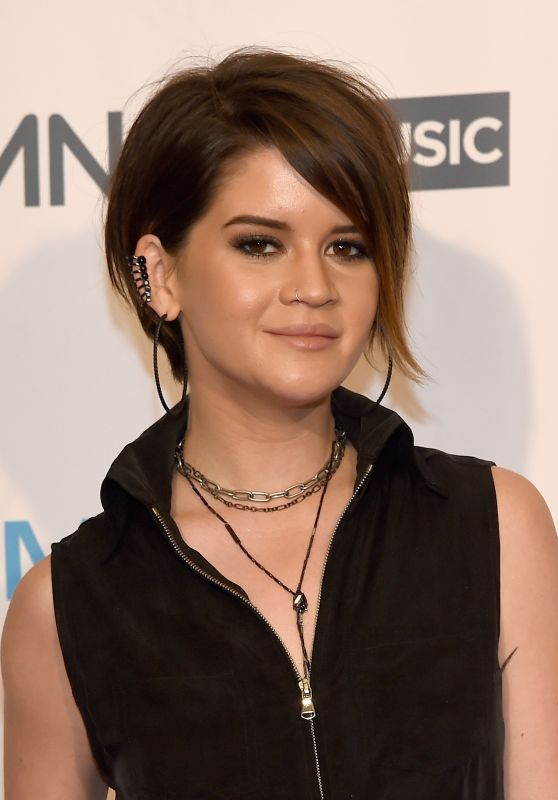 Maren Morris - Music Biz Awards Luncheon in Nashville, TN 05/18/2017