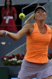 Maria Sharapova - Mutua Madrid Open Tennis 05/08/2017