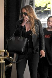 Mariah Carey Style - Out in Beverly Hills 05/11/2017