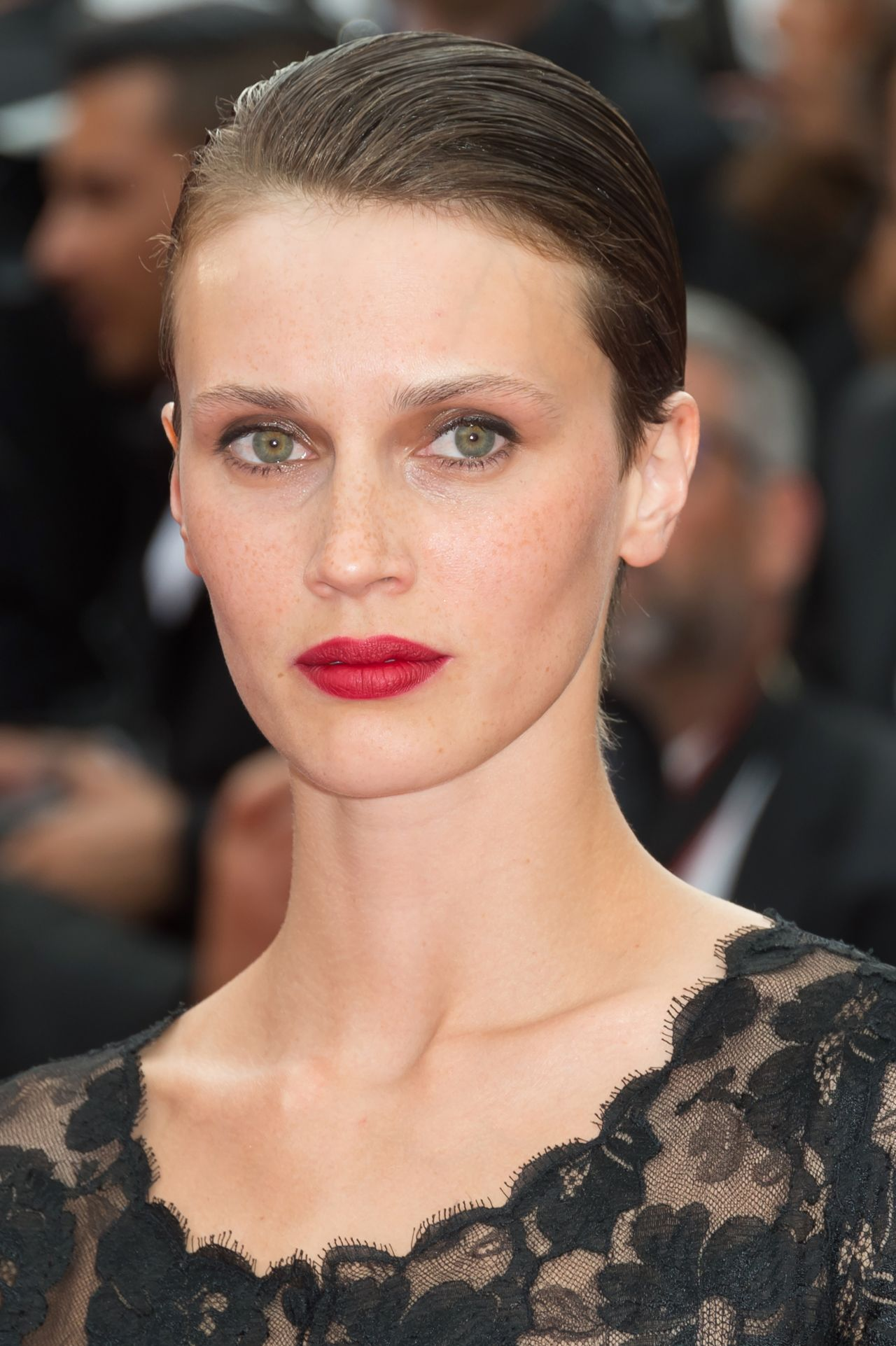 Marine Vacth - The Double Lover Premiere in Cannes 05/26