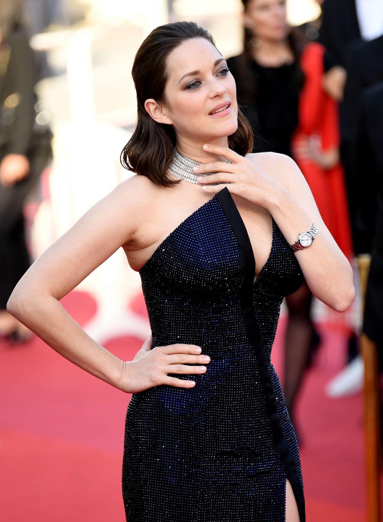 Marion Cotillard - Anniversary Soiree - Cannes Film ... Marion Cotillard