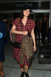 Marion Cotillard – Arriving at Nice Airport 05/16/2017