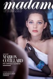Marion Cotillard - Madame Figaro Magazine May 2017 Issue