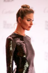 """Martha Hunt - """"Cartier in Motion"""" Watch and Design Exhibition in London, UK 05/24/2017"""