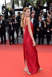 """Martha Hunt – """"The Double Lover"""" Premiere at Cannes Film Festival 05/26/2017"""