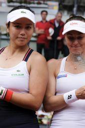 Martina Hingis & Yung-Jan Chan Win the Women