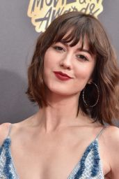 Mary Elizabeth Winstead – MTV Movie and TV Awards in Los Angeles 05/07/2017