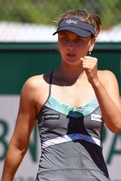 Maryna Zanevska - French Open, Roland Garros 05/25/2017